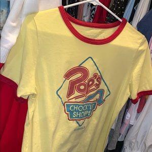 Riverdale Pop's shirt